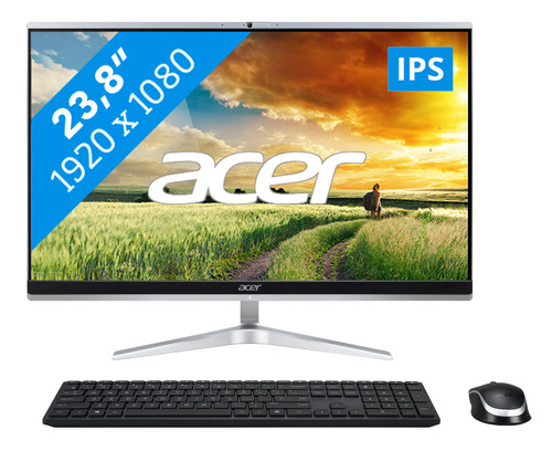 Acer Aspire C24-1651 I5014 NL All-in-One Main Image