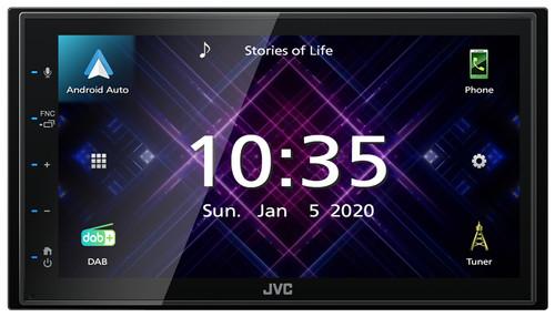 JVC Kenwood KW-M565DBT Main Image