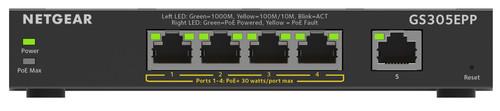 Netgear GS305EPP Main Image