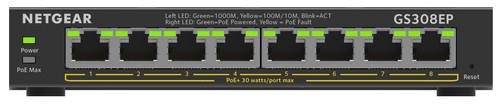 Netgear GS308EP Main Image