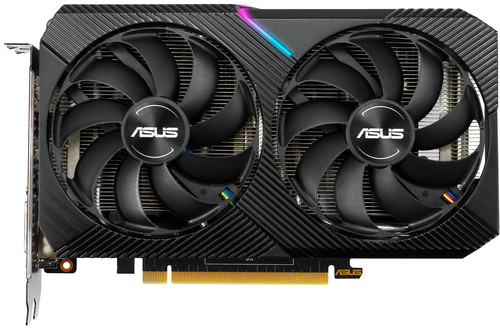 Asus Dual GeForce RTX 2060 Mini OC 6GB Main Image