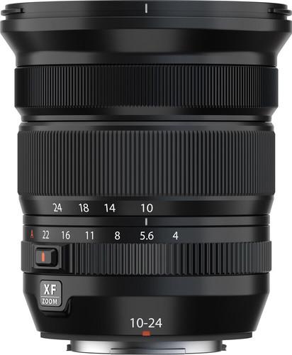 Fujifilm XF 10-24mm f/4.0 OIS WR Main Image