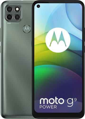 Motorola Moto G9 Power 128GB Groen Main Image