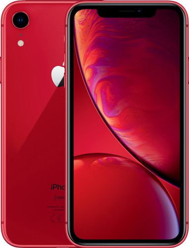 Refurbished iPhone Xr 64GB RED Main Image