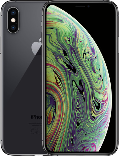 Refurbished iPhone Xs 64GB Space Gray Main Image