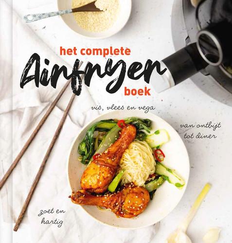 Het complete airfryer boek Main Image