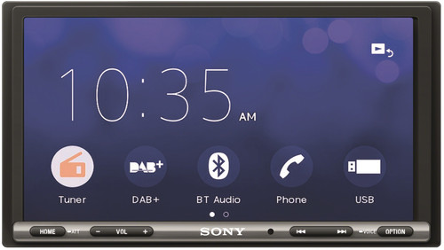 Sony XAV-AX3005DB Main Image