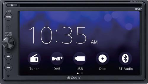 Sony XAV-AX205DB Main Image
