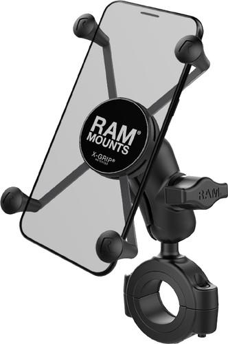 RAM Mounts Universele Telefoonhouder Motor Torque Stuur Groot Main Image