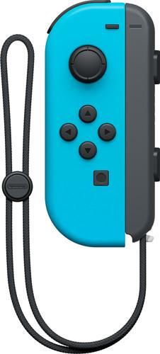 Nintendo Switch Joy-Con Links Neon Blauw Main Image