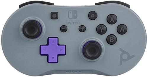 PDP Faceoff Draadloze Nintendo Switch Controller Grijs Main Image
