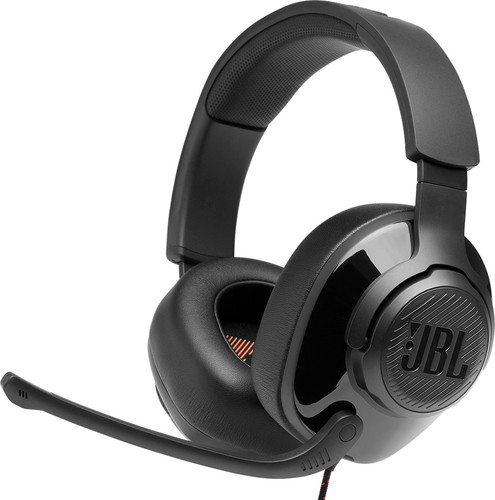 Second Chance JBL Quantum 200 Black Main Image