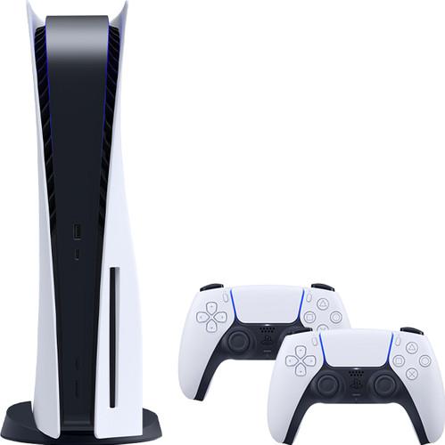 PlayStation 5 + Sony PlayStation 5 DualSense draadloze controller Main Image