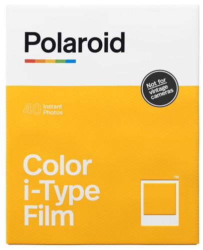 Polaroid Color Instant Fotopapier i-Type Film (40 stuks) Main Image