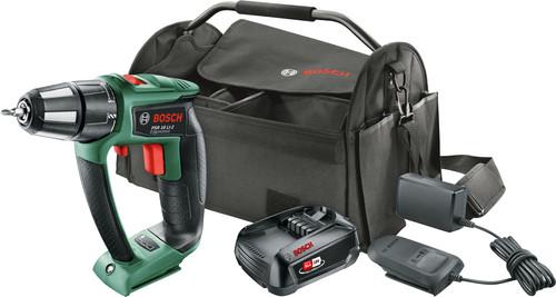 Bosch PSR 18 LI-2 Ergonomic + 1x Bosch 18V 2,5 Ah Starterset Main Image