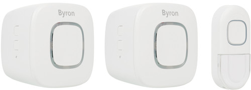 Byron DBY-24724 Wireless Doorbell Set Main Image