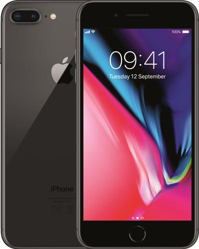 Refurbished iPhone 8 Plus Space Gray 64GB Main Image