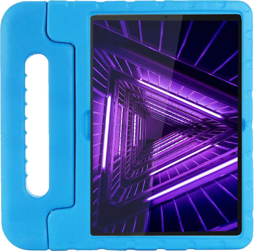 Just in Case Kids Case Lenovo Tab M10 HD (2de generatie) Cover Blauw Main Image