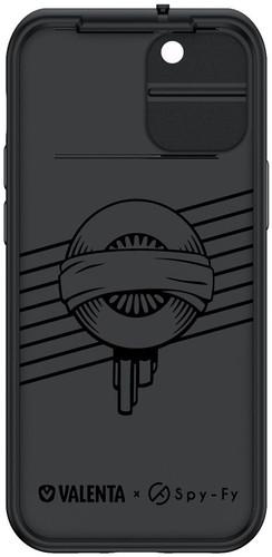 Valenta Spy-Fy Privacy Apple iPhone 12 Back Cover Zwart Main Image