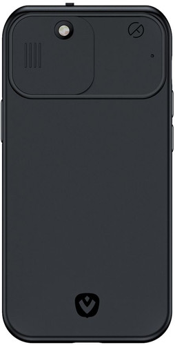 Valenta Spy-Fy Privacy Apple iPhone 12 Pro Max Back Cover Black Main Image