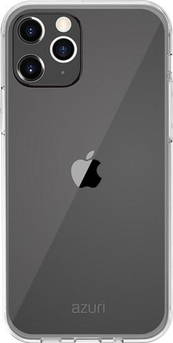 Azuri TPU Apple iPhone 12 / 12 Pro Back Cover Transparant Main Image