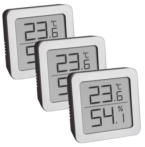 TFA Thermo-Hygrometer 3-Pack Main Image
