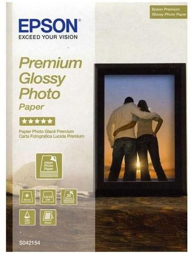 Epson Premium Glossy Photo Paper 30 sheets (13 x 18) Main Image