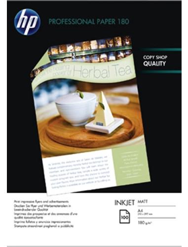 HP Mat Professional Papier 100 vel (A4) Main Image