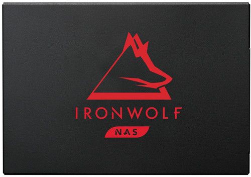 Seagate IronWolf 125 500 GB Main Image