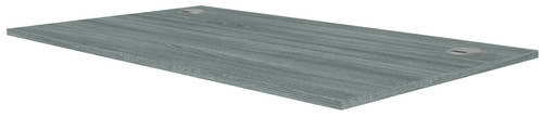 Fellowes Worktop Oak 160x80cm Main Image