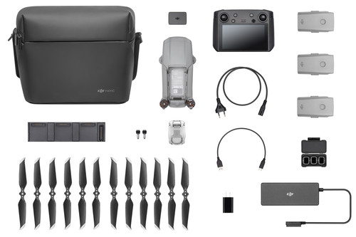 DJI Mavic Air 2 Fly More Combo Smart Controller Main Image
