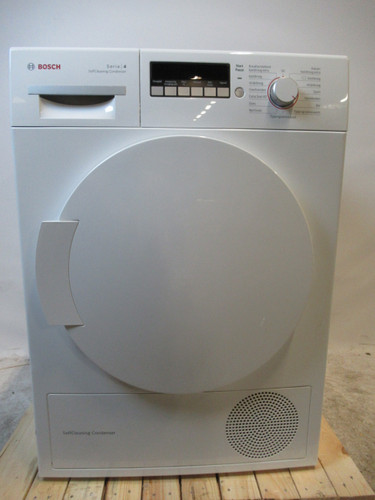 Bosch WTW83272NL Refurbished Main Image