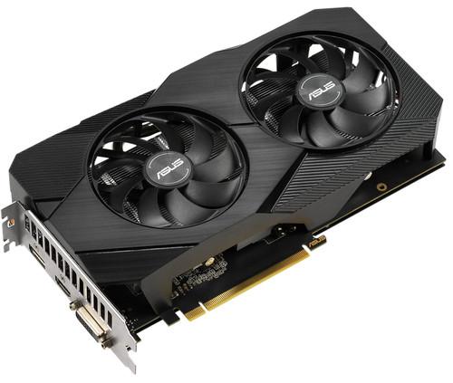 Asus GeForce GTX 1660 Dual Evo 6GB Main Image