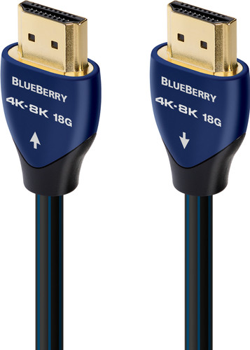 AudioQuest BlueBerry HDMI kabel 5 meter Main Image