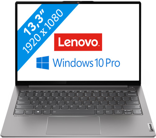 Lenovo ThinkBook 13s G2 - 20V9002LMH Main Image