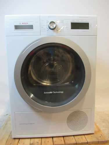 Bosch WTY67700NL Refurbished Main Image