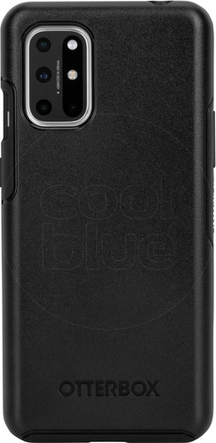 OtterBox Symmetry OnePlus 8T Back Cover Black Main Image