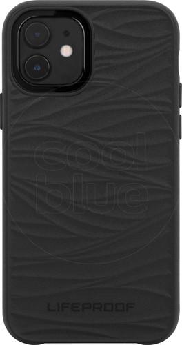 LifeProof WAKE Apple iPhone 12 / 12 Pro Back Cover Zwart Main Image