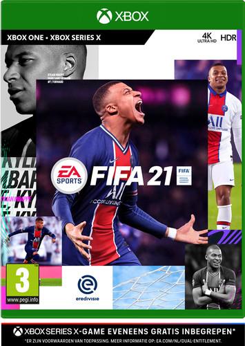 FIFA 21 Xbox One & Xbox Series X Main Image