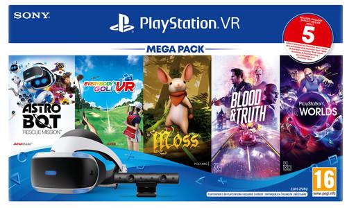 Sony PlayStation VR Megapack 3 Main Image