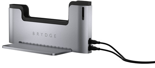 "Brydge Vertical Dock Macbook Pro 13"" Main Image"
