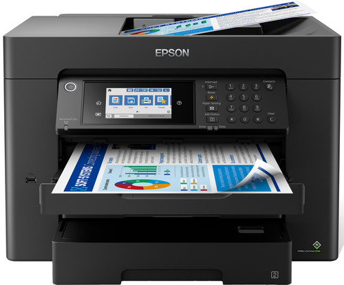 Epson WorkForce WF-7840DTWF Main Image