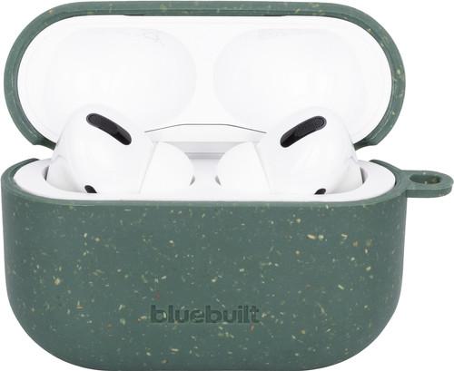 BlueBuilt Hoesje voor AirPods Pro Composteerbaar Groen Main Image