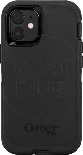 Otterbox Defender Apple iPhone 12 mini Back Cover Zwart Main Image