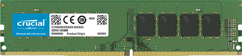 Crucial Standard 32GB 2666MHz DDR4 DIMM (1x32GB) Main Image