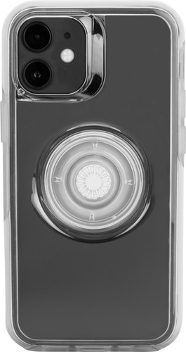 Otterbox Otter + Pop Symmetry Apple iPhone 12 mini Back Cover Transparant Main Image