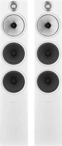 Bowers & Wilkins 603 S2 Wit (per paar) Main Image
