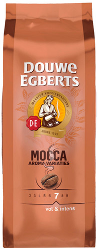 Douwe Egberts Aroma Mocca coffee beans 500 grams Main Image