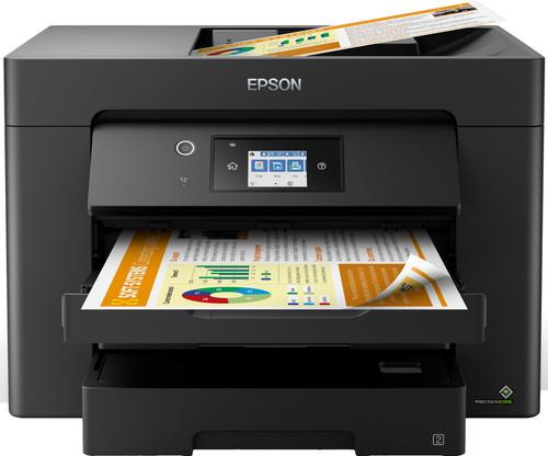 Epson WorkForce WF-7830DTWF Main Image