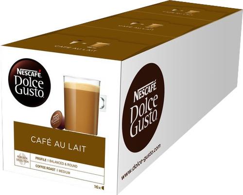Dolce Gusto Café au Lait 3 pack Main Image